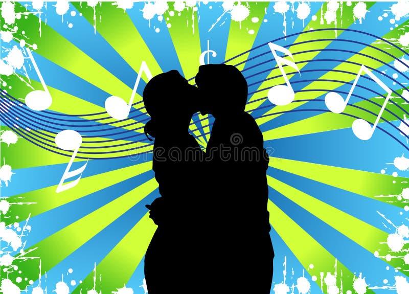 Couple vector illustration