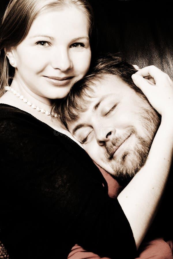 Couple Στοκ εικόνες με δικαίωμα ελεύθερης χρήσης