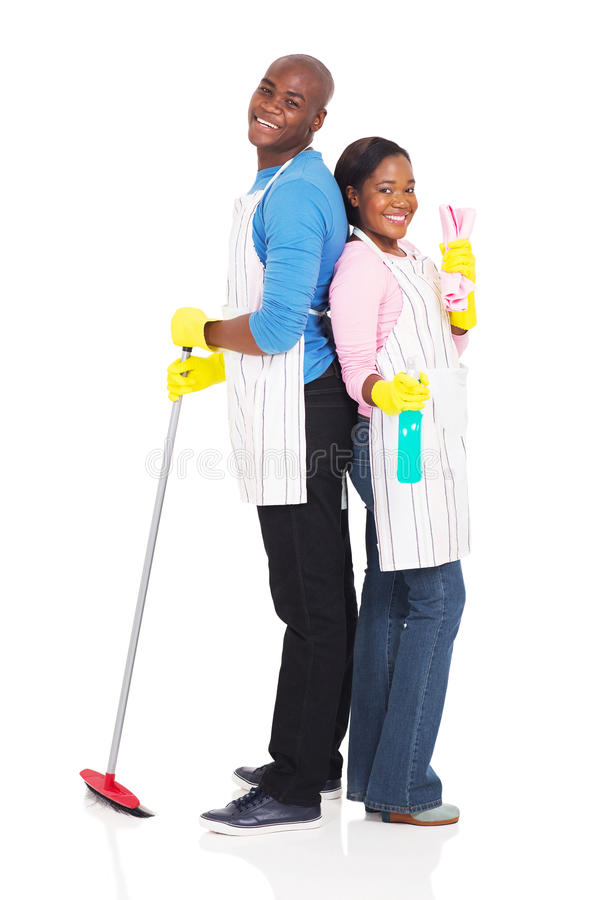 Free Couple Back To Back Royalty Free Stock Image - 59857506