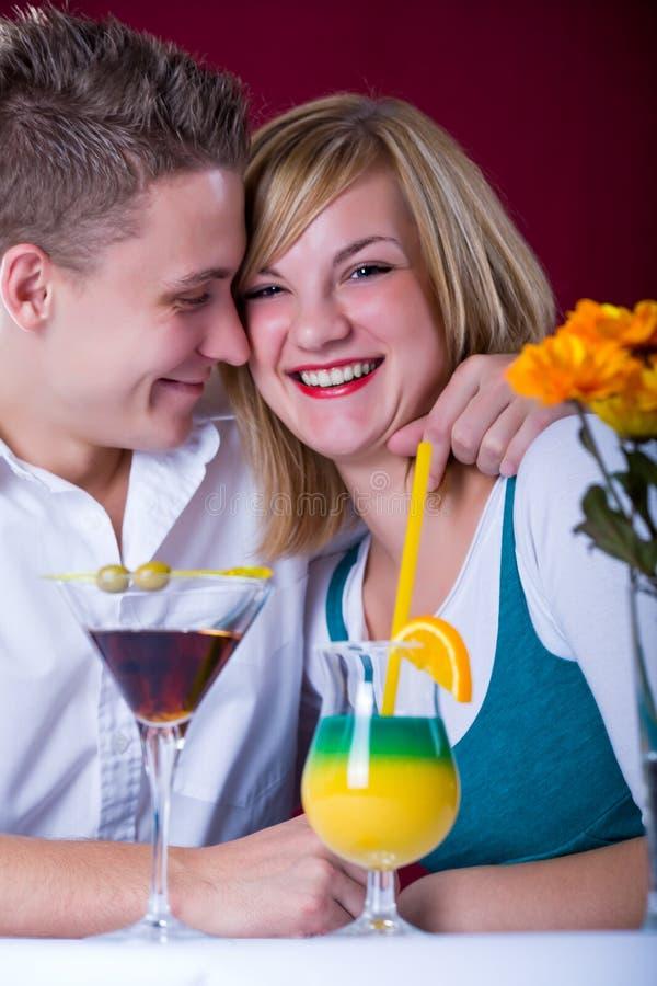 Download Couple at bar stock photo. Image of life, husband, customer - 6940238