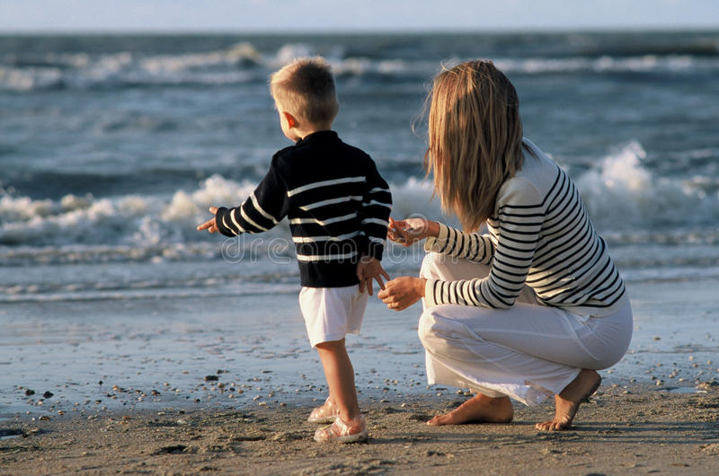 Download Couple Beach Stock Photo - Image: 19228100