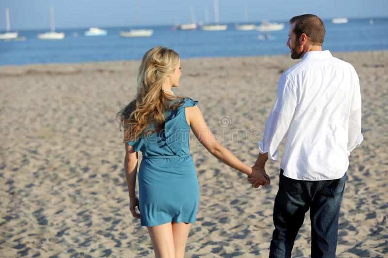 Download Couple Beach Royalty Free Stock Photography - Image: 26641267