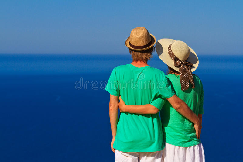 Download Couple On The Beach Vacation Stock Photo - Image: 32434382
