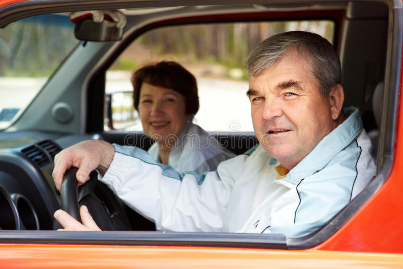 Download Couple in car stock photo. Image of family, leisure, adult - 22208028