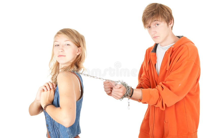 Download Couple Conflict Royalty Free Stock Images - Image: 21233519