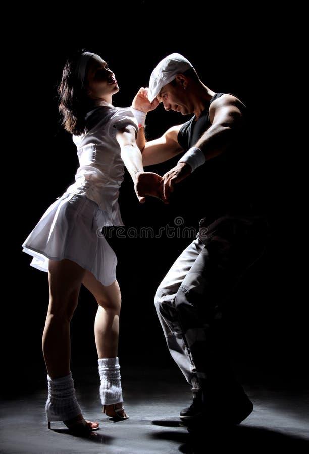 couple dance 图库摄影