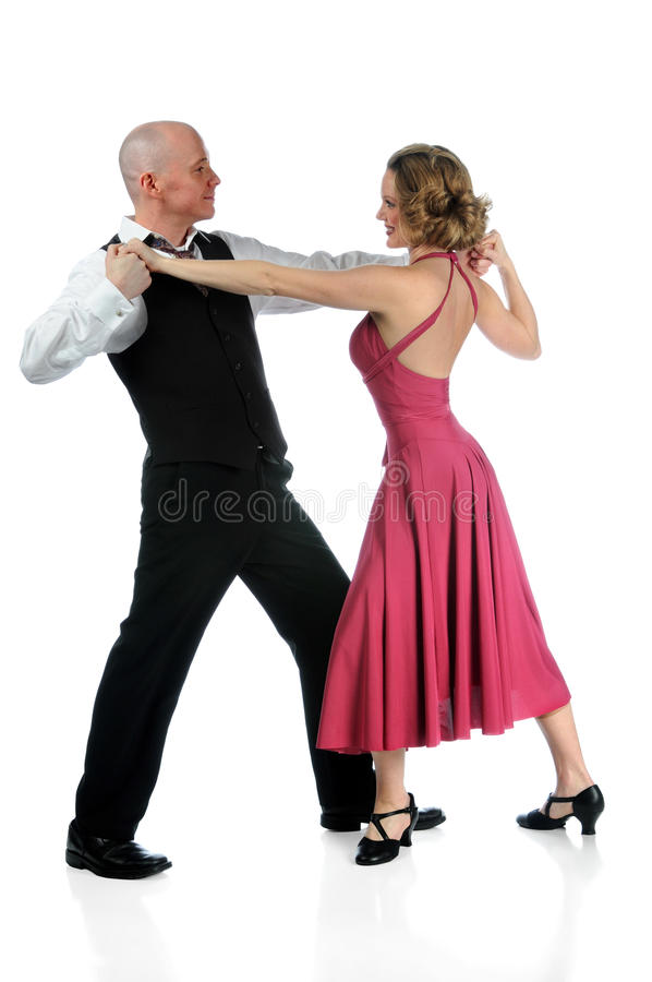 Download Couple Dancing stock photo. Image of blond, movement - 11609228