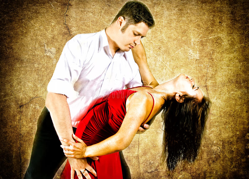 Download Couple dancing latino stock image. Image of artist, passion - 26280315