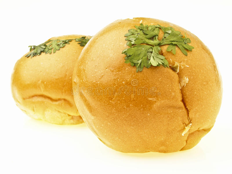 Couple Deciduous Mayo Bread Stock Images