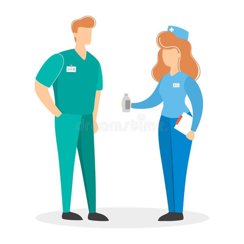 Doctor Partner Stock Illustrations 208 Doctor Partner Stock Illustrations Vectors Clipart Dreamstime