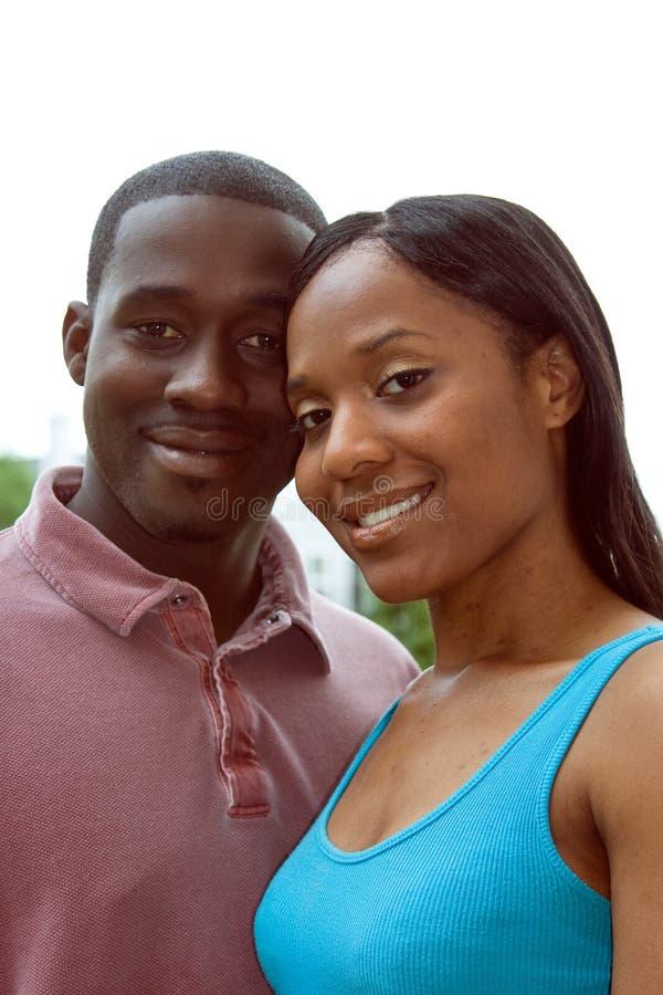 couple embrace smiling vertical στοκ εικόνα