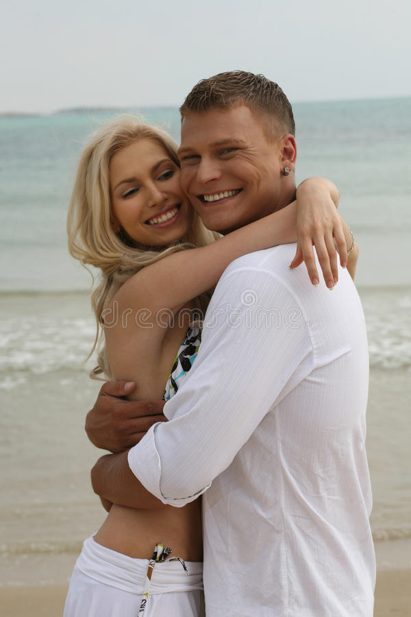 Download Couple embracing stock photo. Image of around, playful - 10465990