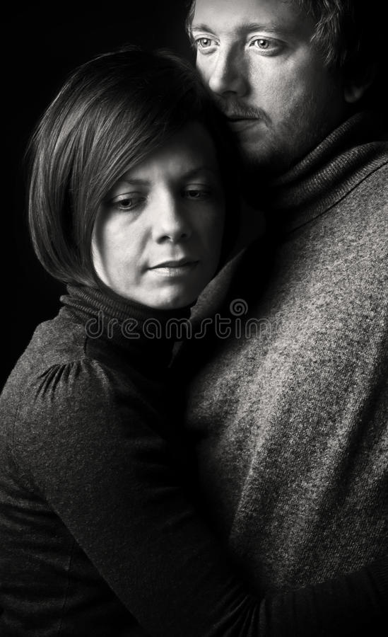 Download Couple Embracing Royalty Free Stock Image - Image: 11870646