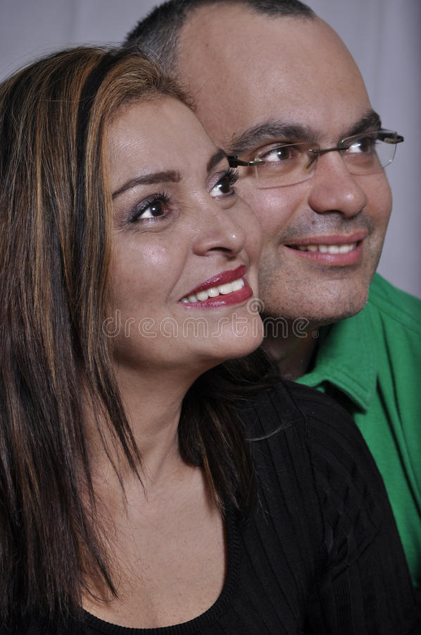 Download Couple Expression. Royalty Free Stock Image - Image: 17130176