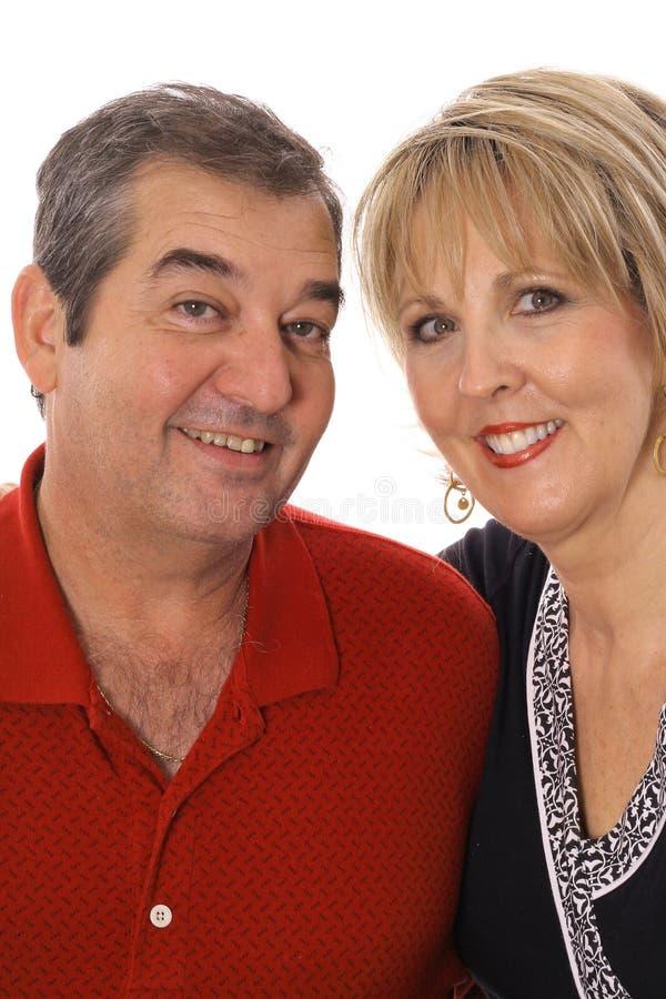 couple fifties στοκ εικόνα