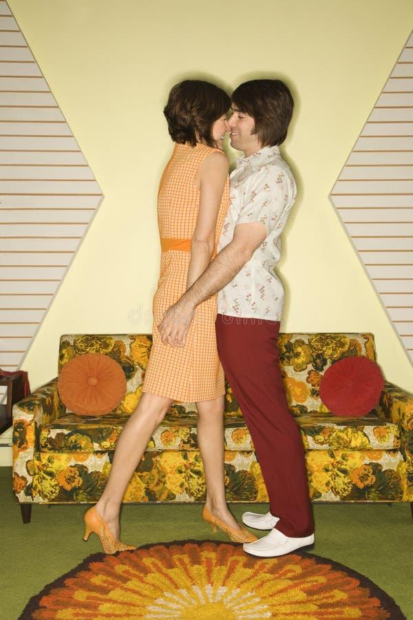 Download Couple Flirting. Royalty Free Stock Photo - Image: 2425485