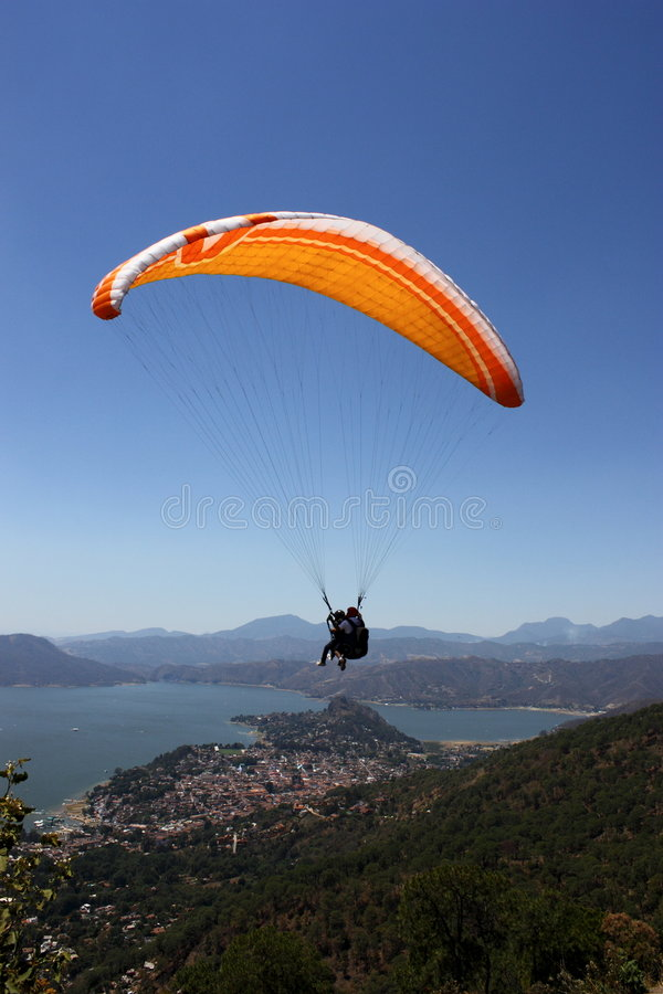 Download Couple flying stock photo. Image of extreme, bravo, aquatic - 8777866