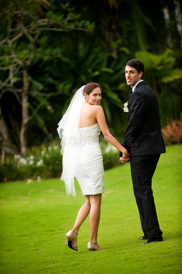 Download Couple Getting Married stock image. Image of hands, smiling - 13354195