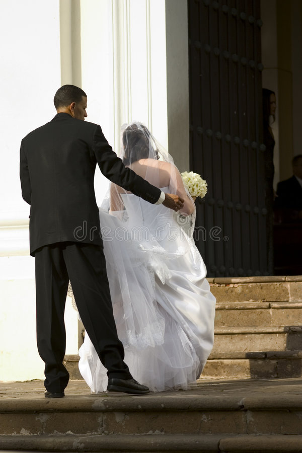 Download Couple getting Marryed stock image. Image of wedding, ceremony - 117675