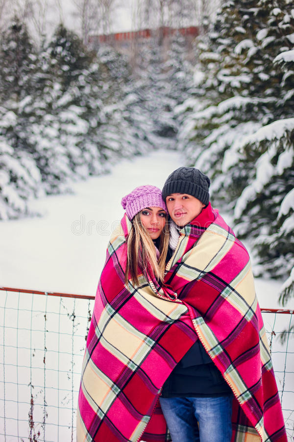 Couple. royalty free stock images