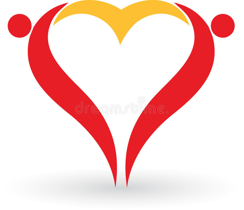 Download Couple Heart Royalty Free Stock Images - Image: 20885679