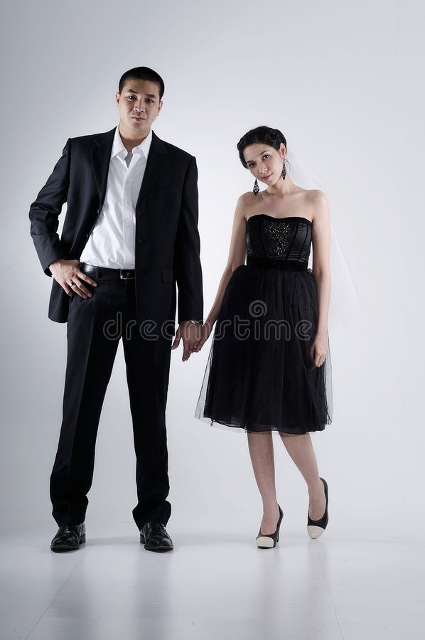Couple Holding Hand royalty free stock images