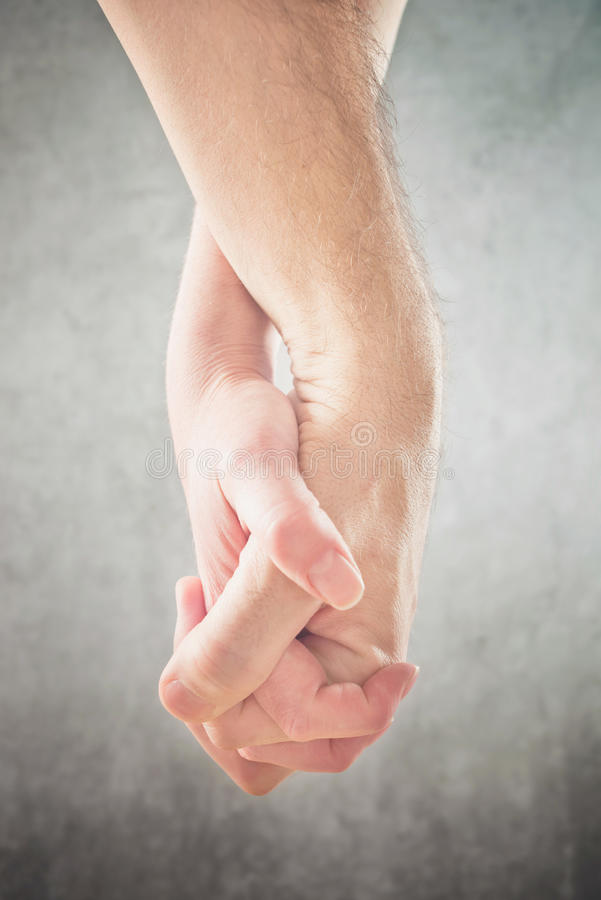 Free Couple Holding Hands Stock Photography - 37143262