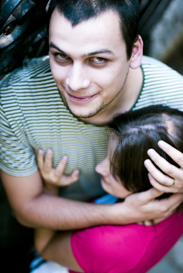 Download Couple hugging stock photo. Image of caucasian, togetherness - 3197120