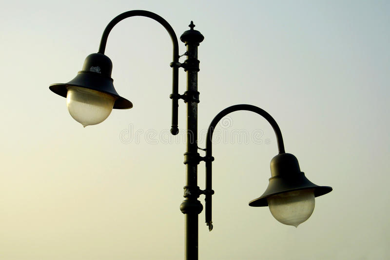 Download The Couple Of Lamps Royalty Free Stock Images - Image: 11024469