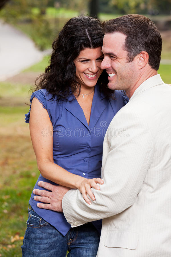 Download Couple Laugh stock photo. Image of laugh, nature, lifestyle - 11752858