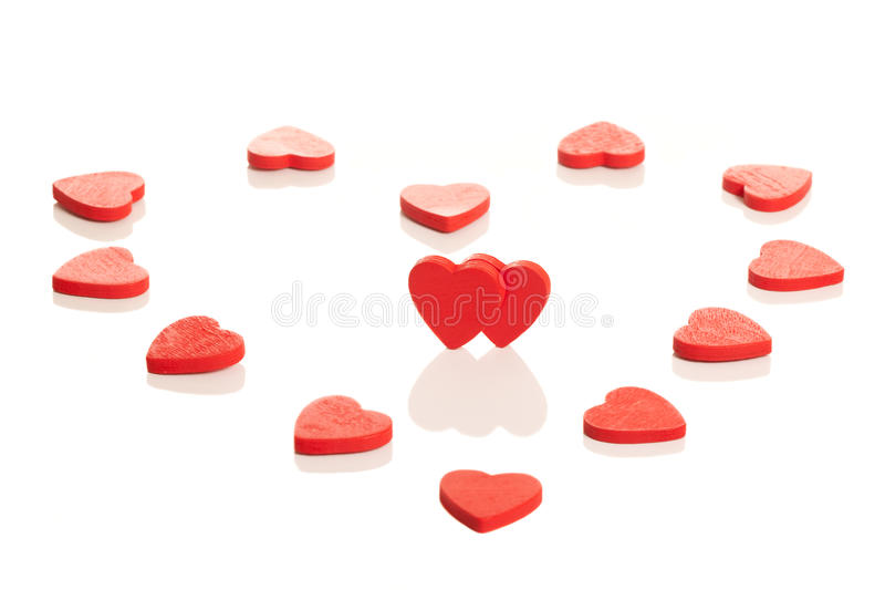 Download A Couple Of The Lonely Heart Stock Photo - Image: 12733308