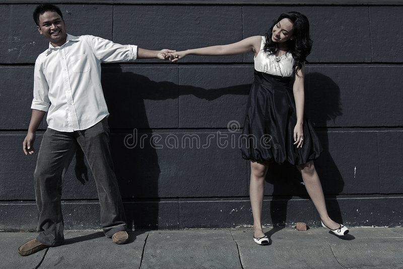 Couple In Love 2 Royalty Free Stock Image