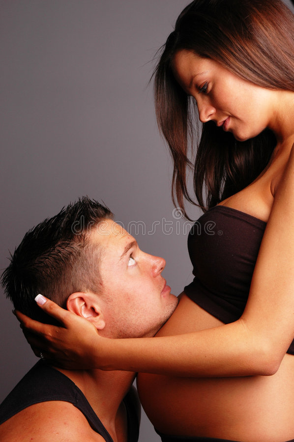 Couple in love royalty free stock photo