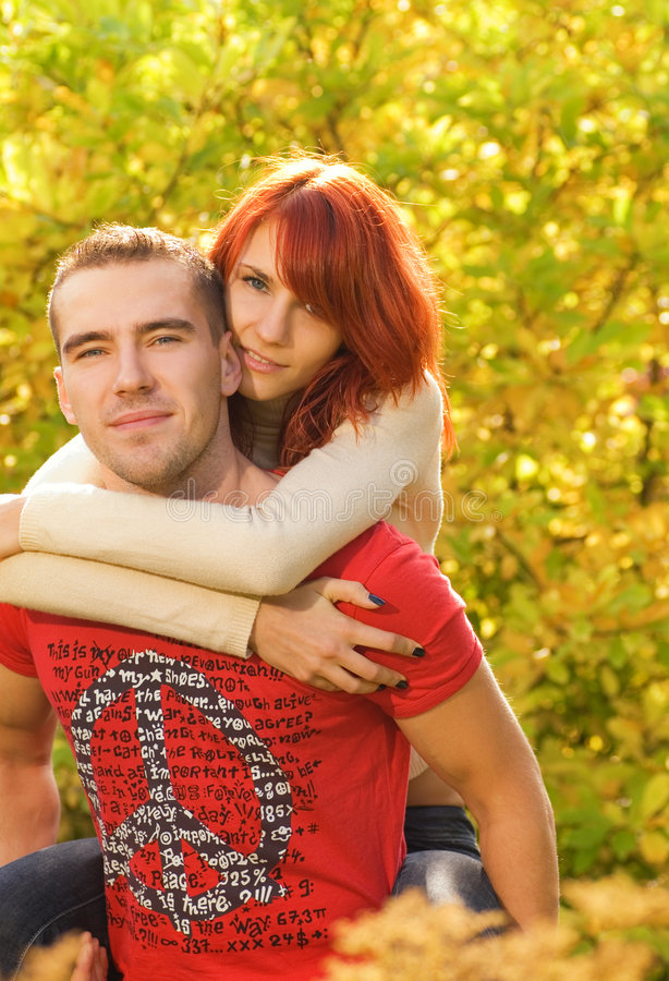 Download Couple in love stock photo. Image of female, emotional - 4120778