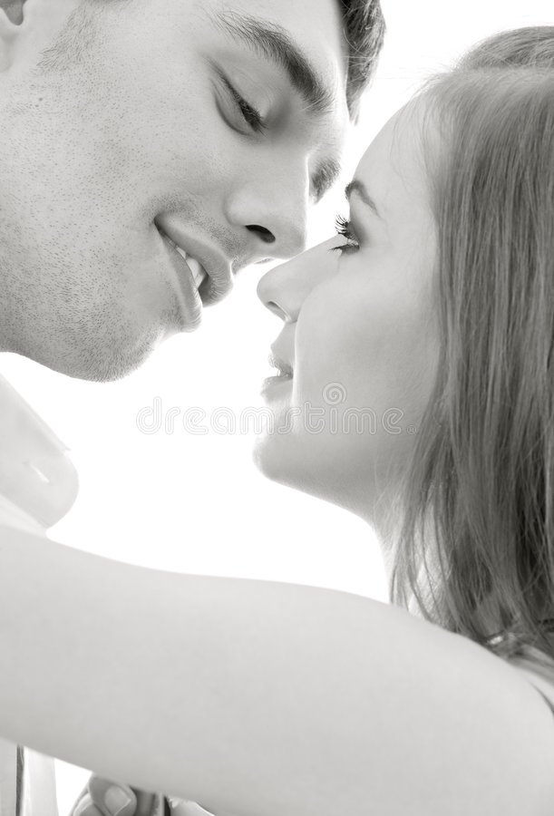 Download Couple in love stock photo. Image of fondness, happy, lady - 7660572
