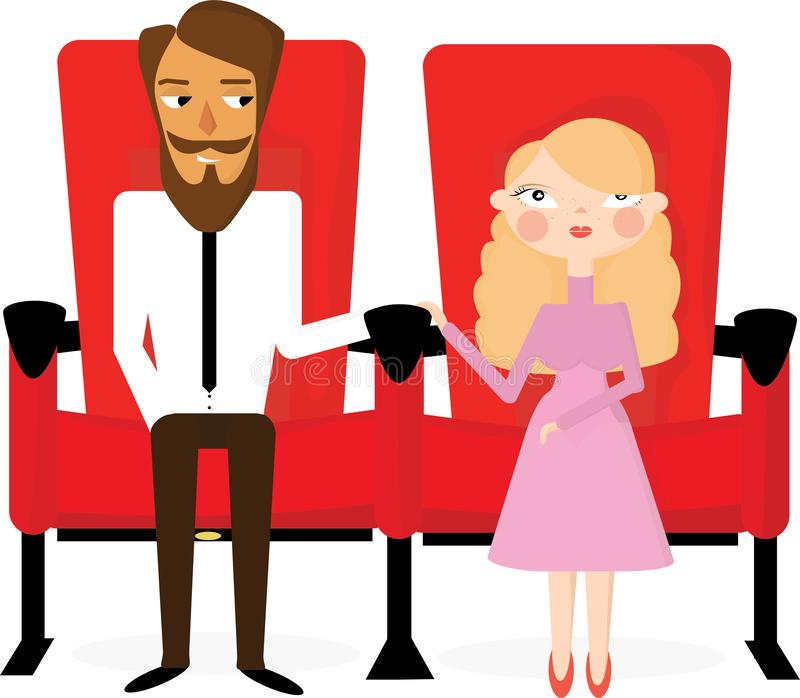 Date Movie Stock Illustrations – 1,254 Date Movie Stock ...