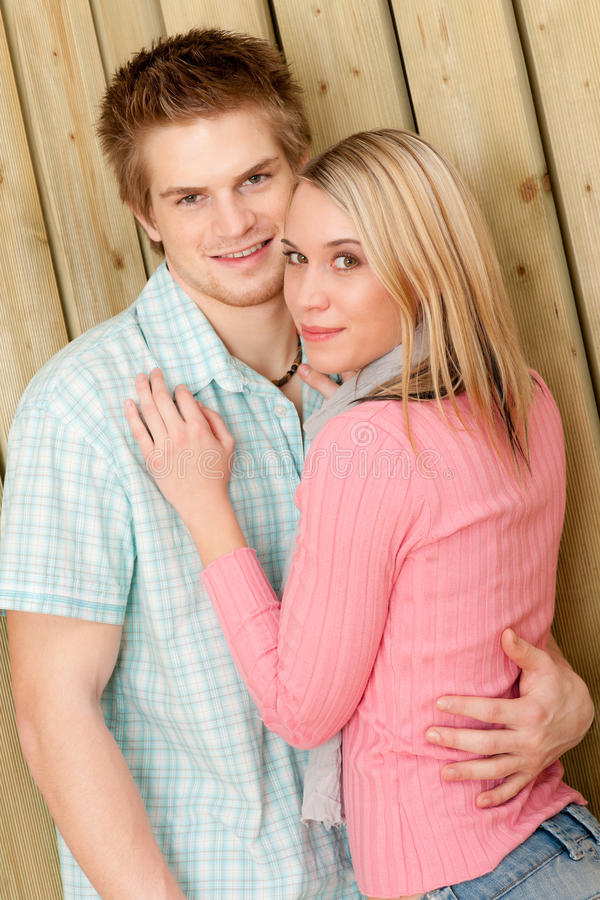 Download Couple In Love - Happy  Enjoy Summer Stock Images - Image: 18687724