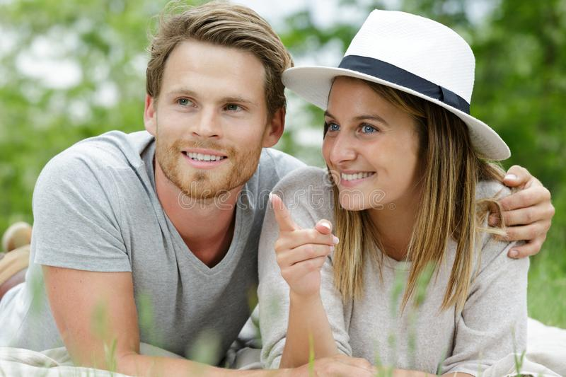 Couple and love and relationships royalty free stock photos