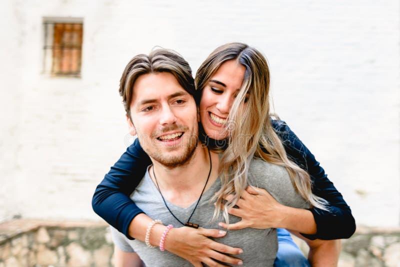 Young Couple Amateur