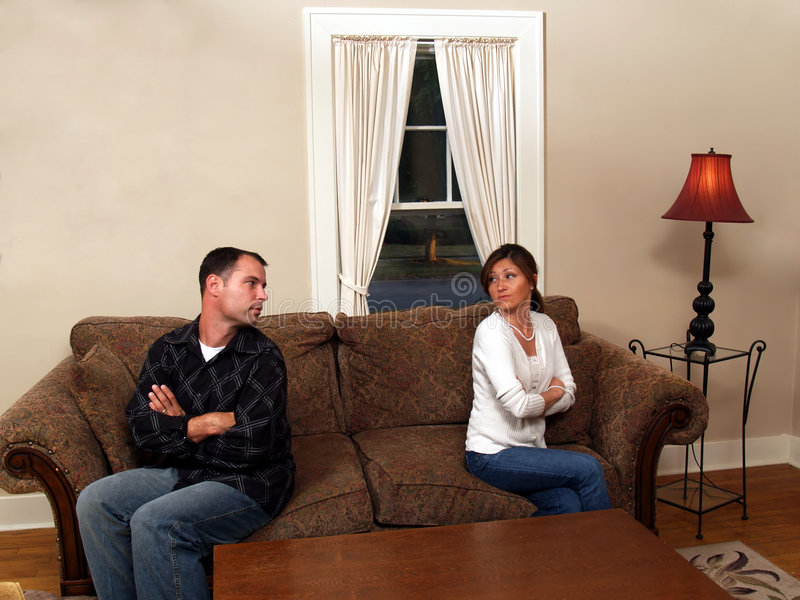 Download Couple Mad At Each Other Stock Photography - Image: 1132592