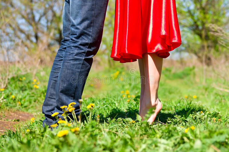 Download Couple stock image. Image of spring, summer, lifting - 31349267