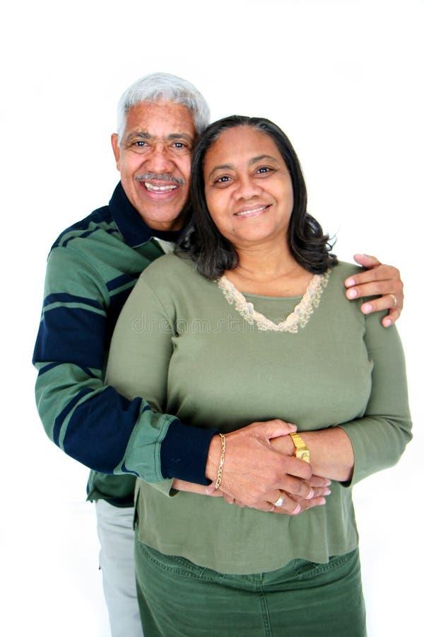 couple minority στοκ φωτογραφία με δικαίωμα ελεύθερης χρήσης