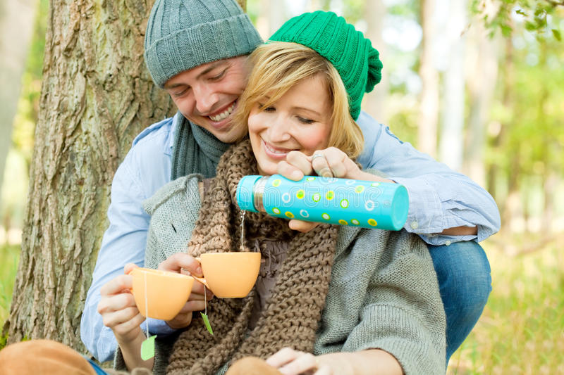 Download Couple nature stock image. Image of outside, field, outdoors - 11041401