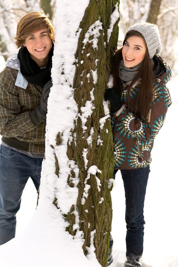 Download Couple outdoors stock image. Image of playful, enjoying - 12669111