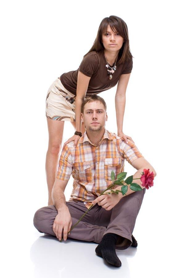 Free Couple Portraits Royalty Free Stock Image - 16031496