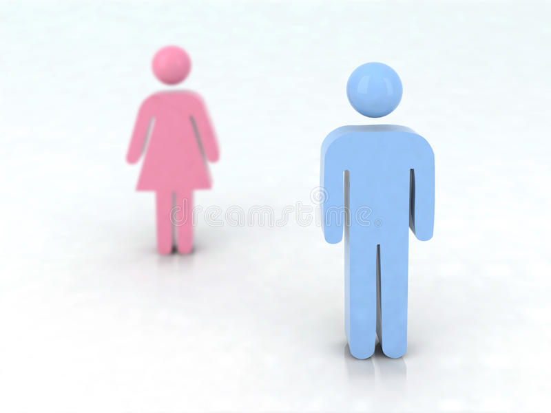 Download Couple Problems Royalty Free Stock Photos - Image: 17119448