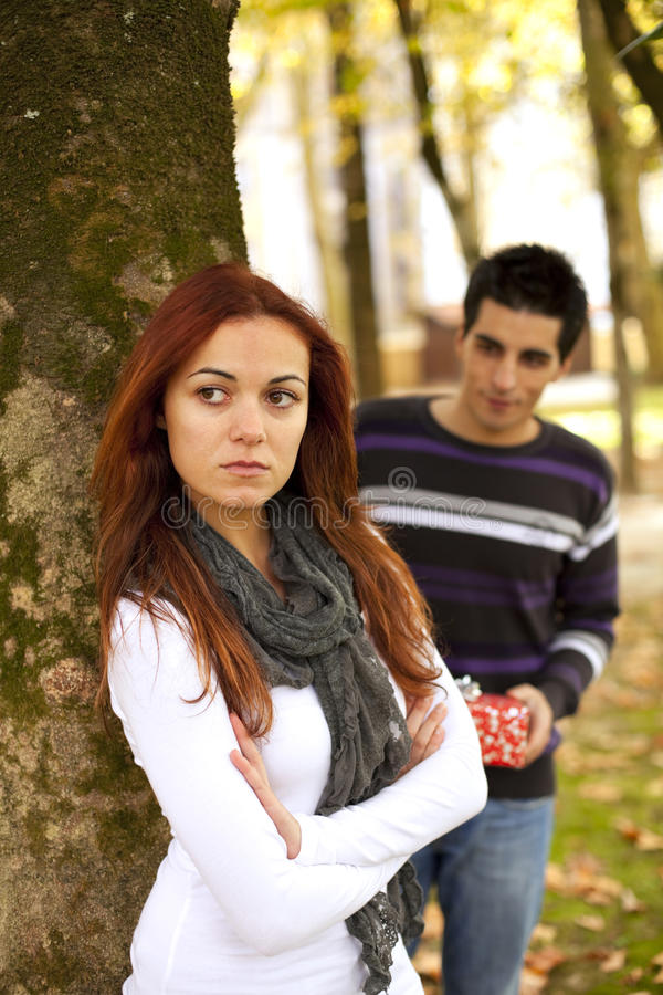 Download Couple Relationship Problems Stock Photo - Image: 16976052