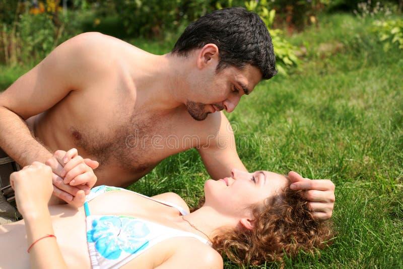 couple romantic στοκ εικόνες