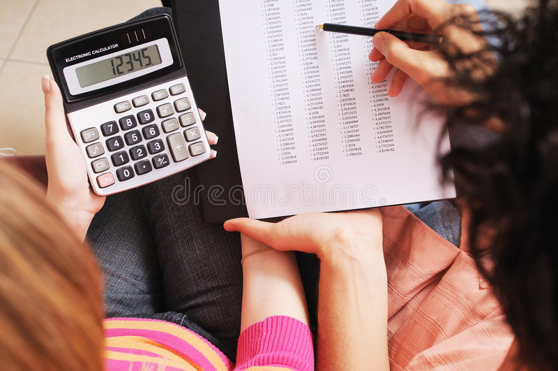Couple and savings stock images