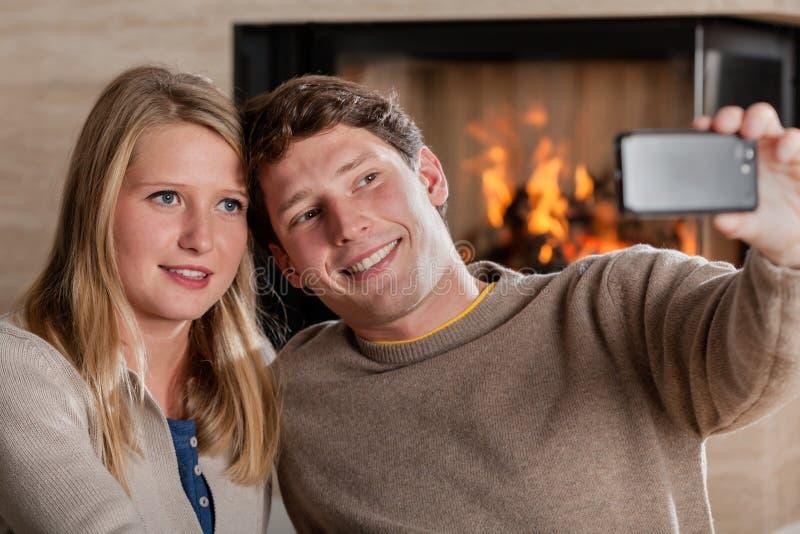 Download Couple taking selfie stock photo. Image of caucasian - 36080456